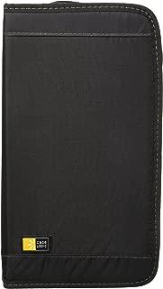 Case Logic CD/DVDW-92 100 Capacity Classic CD/DVD Wallet (Black)