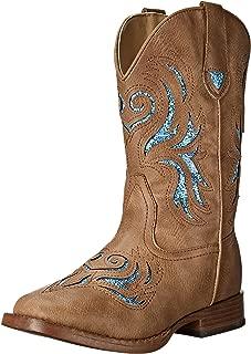 ROPER Kids' Glitter Breeze Western Boot