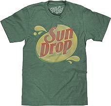 Tee Luv Sun Drop T-Shirt - Distressed Sundrop Citrus Soda Shirt