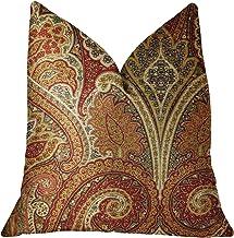 "Plutus Brands Plutus Monarch Serenade Luxury Throw Pillow, 24"" x 24"""