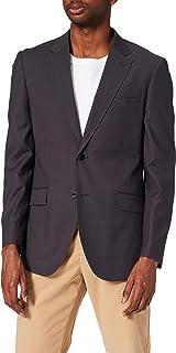CORTEFIEL Men's Americana Gris Slim Fit Blazer