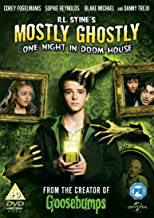 R.L. Stine's Mostly Ghostly One Night In Doom House (DVD ) 2016