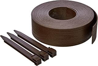 AmazonBasics Landscape Edging Coil with Stakes, 3