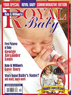 Publishing Moments Presents (Issue #1) (Kate & William's Royal Baby)