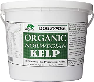 Dogzymes Organic Norwegian Kelp for Pets