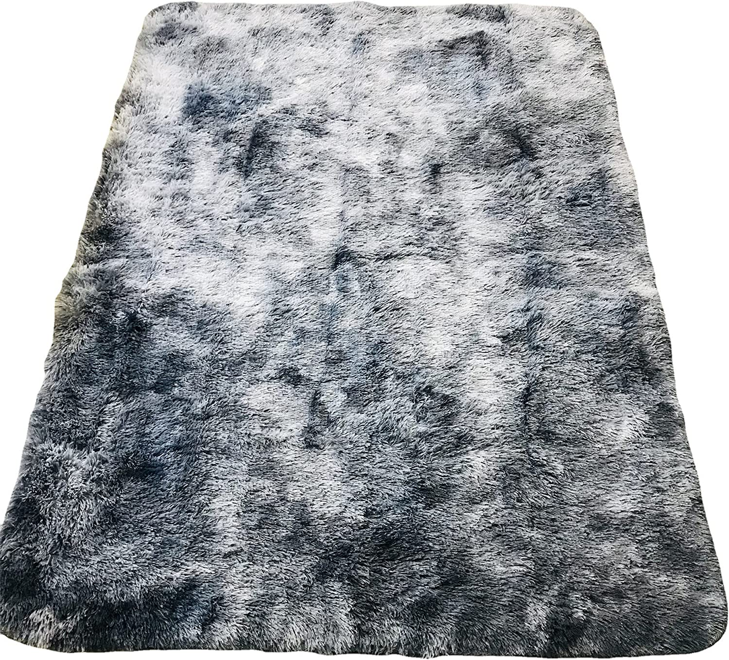 GUBOWIN Tie-Gray All items in Bombing free shipping the store Area Rug Cheap Bedroom Living Room for