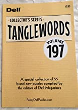 Dell Selected Puzzles Tanglewords *Volume 197* Collector's Series