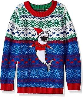 Blizzard Bay Boys Ugly Chrismas Sweater Animals