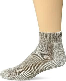 Men's Lthmx Max Cushion Hiking Ankle Socks