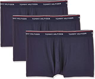 Tommy Hilfiger mens 3 Pack Premium Essentials Trunks Trunks