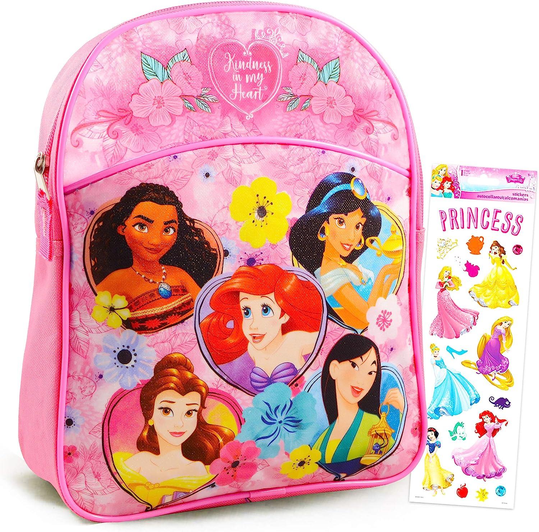Disney Princess Mini Backpack Preschool ~ Kindergarten Toddler Under blast Very popular! sales D