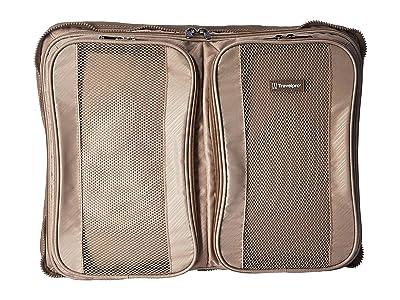 Travelpro 17.5 Crew Versapack Packing Cubes Organizer Max Size (Khaki) Wallet