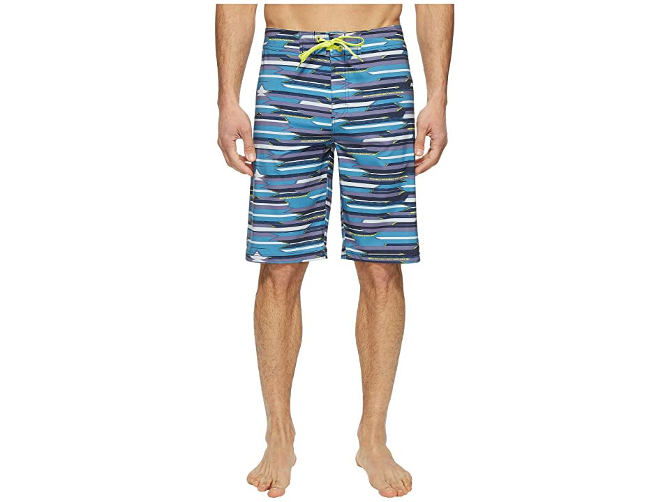Prana Sediment Short (Dusky Skies Playa) Men