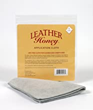 Leather Honey Leather Conditioner Lint-Free Application Cloth: Microfiber Cloth for Use With Leather Honey Leather Conditioner and Leather Cleaner, the Best Leather Care Products Since 1968