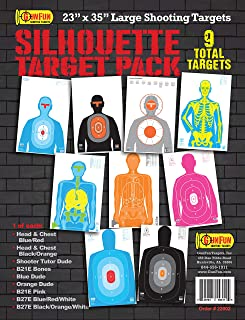 Silhouette Target Pack
