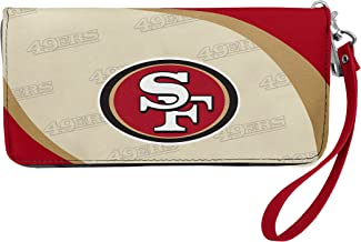 NFL Curve Zip Organizer Wallet