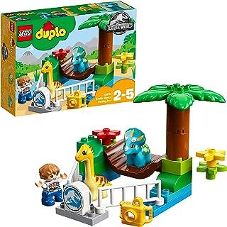 LEGO DUPLO Jurassic World Gentle Giants Petting Zoo 10879 Playset Toy