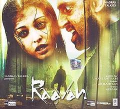 Raavan- from the Composer of Oscar winning Slumdog Millionaire (New Hindi Film / Bollywood Movie / Indian Cinema Music CD)