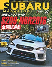 表紙: SUBARU MAGAZINE vol.27 (CARTOP MOOK) | 交通タイムス社