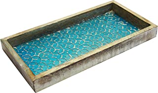 mosaic serving tray
