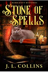 Stone of Spells (Charm Kitty Mysteries Book 1) Kindle Edition
