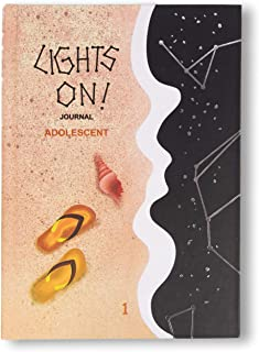Lights On Journal for Teens Book 1 – Growth Mindset and Self-Development Journal for Teens Aged 11 to 16 Years to Promote ...