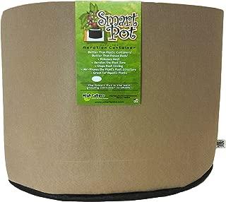 Smart Pots 25-Gallon Smart Pot Soft-Sided Container, Tan