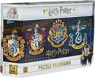 Puzzle Panorama Harry Potter, 350 Peças, Grow, Multicor