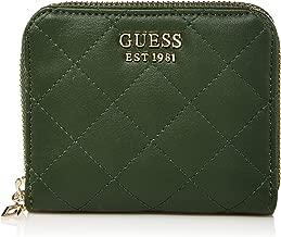 محفظة GUESS Miriam صغيرة بسحاب حول المحفظة