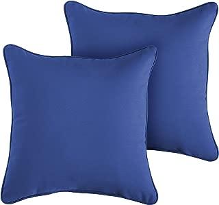 Best blue outdoor pillows Reviews