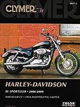 Clymer Harley-Davidson Xl Sportster 2004-2009 (CLYMER MOTORCYCLE REPAIR)