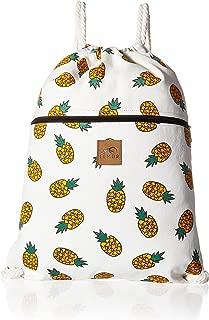pineapple gym bag