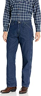 Authentics Mens Fleece Lined Carpenter Pant