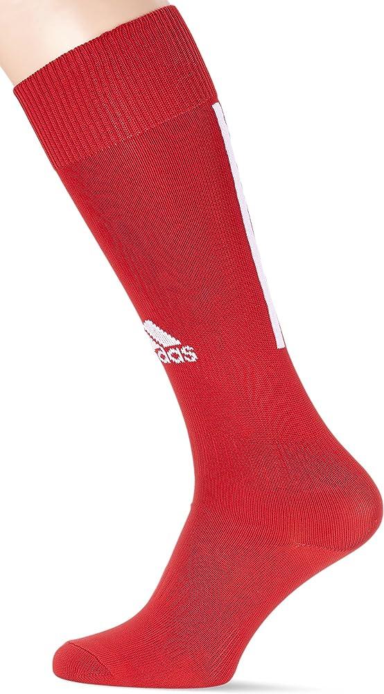 Adidas , calze per uomo , in tessuto climalite traspirante CV8094