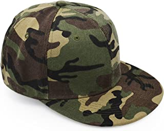UltraKey Mens Womens Army Military Camo Cap Baseball Casquette Camouflage Hats for Hunting Fishing Outdoor Activities