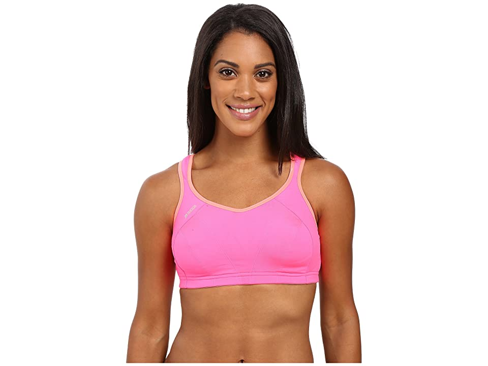 Shock Absorber Active Multi Sports Bra S4490 (Pink/Coral) Women