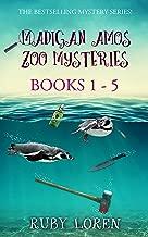 Madigan Amos Zoo Mysteries : Books 1 - 5 (Madigan Amos Zoo Mysteries Boxset)