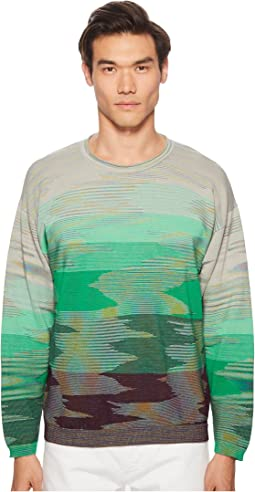 Fiammato Long Sleeve Sweater