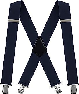 گیره های قابل تنظیم X-Back مردان 2 اینچی عریض قابل تنظیم