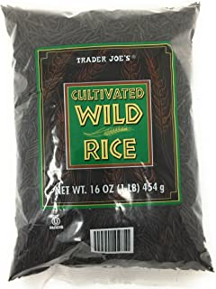 Trader Joe's Wild Rice 16 oz.