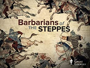 The Barbarian Empires of the Steppes