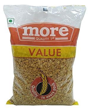 More Value Pulses - Tur Dal, 1kg Pack
