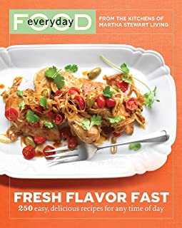 fast fresh and easy food
