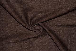 Ponte Double Knit Fabric Polyester Rayon Lycra Spandex Stretch 56
