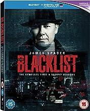 Best The Blacklist - Season 1-2 [Blu-ray] [Region Free] Review