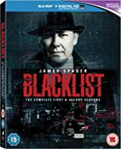 The Blacklist - Season 1-2 Region Free