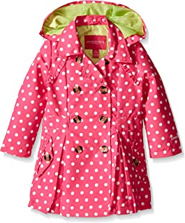Girls Lightweight Trench Coat