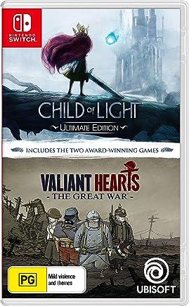 Child of Light Ultimate Edition + Valiant Hearts (Nintendo Switch)