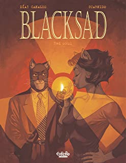 Blacksad - Volume 3 - Red Soul (The Blacksad) (English Edition)