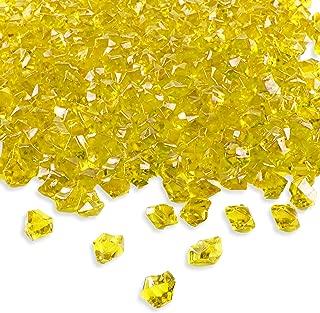 golden decorative stones